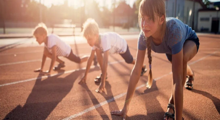 Prevent Childhood Obesity With Preschool Fitness