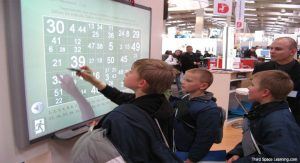 Breakthroughs in Educational Technology - From the Humble Blackboard for the Indispensable Smartboard