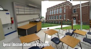 Forms of Special Education Schools and Classrooms